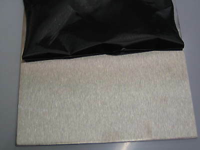 Stainless Steel Sheet Brushed Polish 0.9mm, 1.2mm, 1.5mm, 2mm Various Sizes