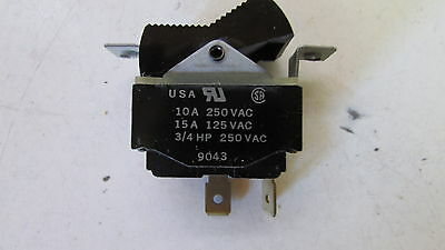 VACALL Leach 2848-0009A 2 Position Rocker Switch         ***  FREE SHIPPING  ***