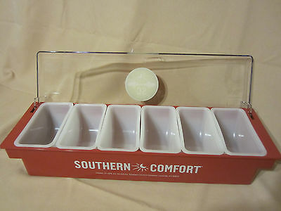Southern Comfort Condiment Tray