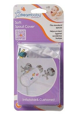 New Dreambaby Bath Soft Spout Cover Baby Safety Dream