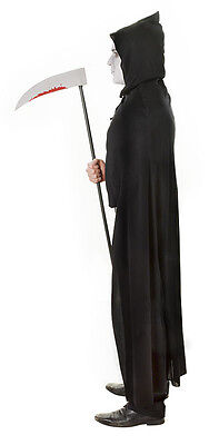 Unisex Black Cape #With Hood Halloween For Adult Party Outfit