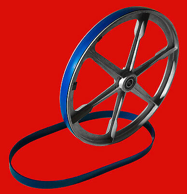 4 Blue Max .125  Urethane Bandsaw Tires With Metal Cuting Belt For Delta 28-540