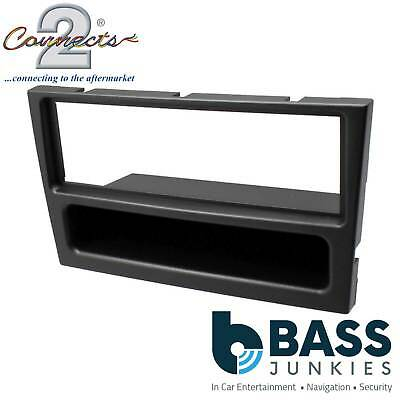 CT24VX07 Vauxhall Signum 2003 On Car Stereo Single Din Facia Fascia Plate Panel