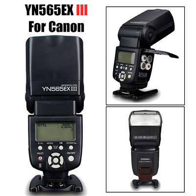Yongnuo YN-565EX II E-TTL Flash Speedlite w/ Remote for CANON 580EX II 430EX II