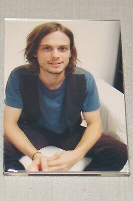 MATTHEW GRAY GUBLER Two Year Pocket Calendar CRIMINAL MINDS Spencer