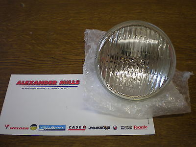 Tractor Sealed Beam Unit Headlamp 112mm Case International Ford New Holland