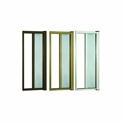 ZANZARIERA A RULLO IN KIT BRONZO 160X250H ORIZZONTALE FINESTRA PORTA riducibile