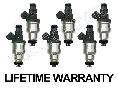 Toyota 4Runner Pickup 89-95 3VZE 3.0L V6 4-hole upgrade fuel injectors [w/video]