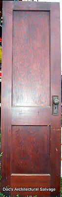 Antique 2 Panel Finished Pine Door Various Sizes Available Vintage 8 available
