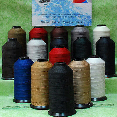 Bonded #277 T270 Nylon sewing Thread for Upholstery outdoor leather canvas bag