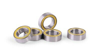 5x8x2.5 mm Ball Bearing 5 pieces - MR85 Bearing - 5x8mm Bearing by ACER Racing