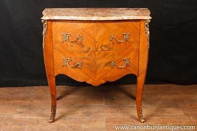 Antique French Napoleon II Commode Chest Drawers