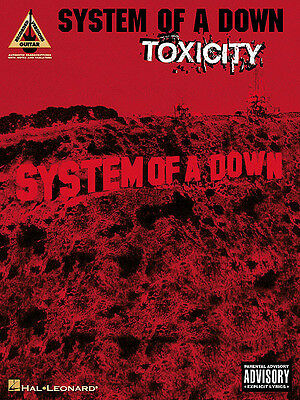System of a Down – Toxicity Series: Guitar Recorded Version