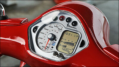 Vespa GTS 250 ABS Genuine Speedometer New 640278
