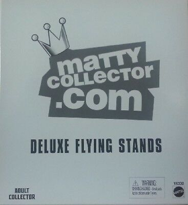 DELUXE FLYING STANDS 2.0  Masters of the Universe® Classics He-Man MOTU 2er Pack