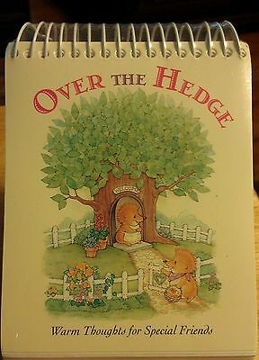 Over the Hedge Timeless Inspirational Friendship Mini Calendar NEW Sealed #DL*