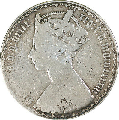 Victoria Gothic Florin - 1883 and other dates