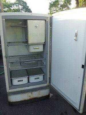 1940's Antique General Electric Refrigerator