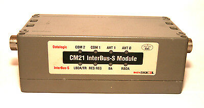 Data Logic/Escort Memory Systems, CM21 InterBus-S Module