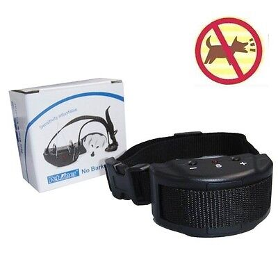 New Mini Anti & No Bark Dog Stop Barking Control Pet Collar for Small/Medium Dog
