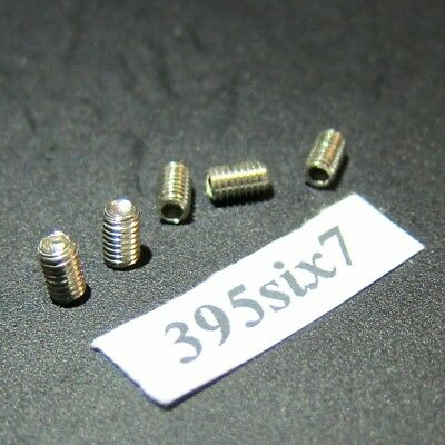 16 PCS Hex Socket Grub Stainless Screw - M3 x 5mm
