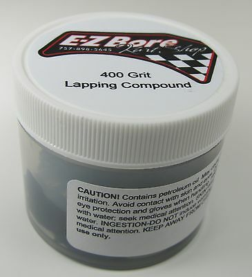 Clover Loctite 400 Grit Grease Mix Silicon Carbide Lapping Grinding Compound