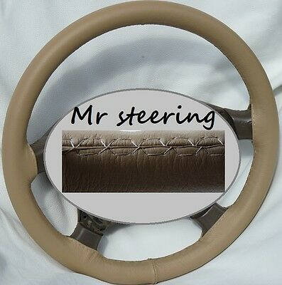 FITS NISSAN SKYLINE R33 LEATHER STEERING WHEEL COVER