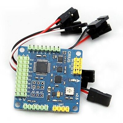 New MWC MultiWii Standard SE V2.5 Flight Controller for Multicopter Quad-X Hex