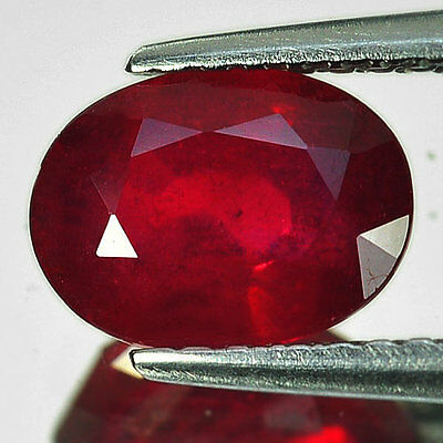 1.87 CT   RUBIS NATUREL   VS pierres précieuses fines GEMS 131139