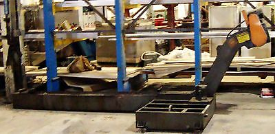 #SLS1H79 Machine Joraensen Chip Conveyors Motor Model-C6T17NB3CB   15207LR