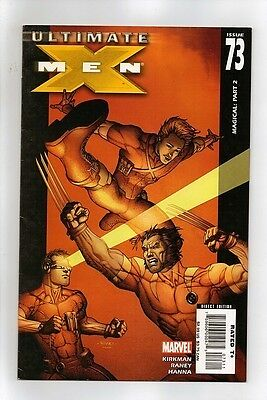 Ultimate X-Men # 73 Vfn Magical