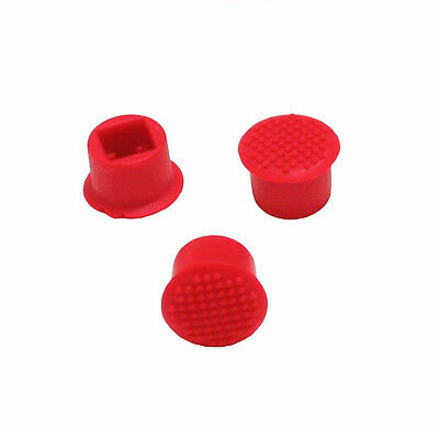 New 3X Trackpoint Red Cap Mouse Pointer for IBM Lenovo ThinkPad ATGXXLR Series