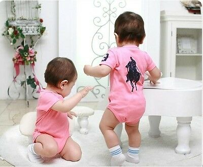 Boy Girl Baby Romper Newborn/Infant/Toddler Creeper Outfit