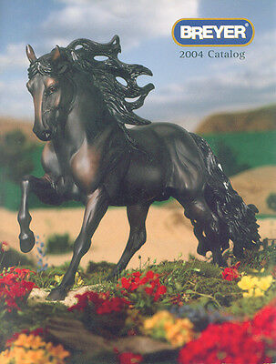 Breyer 2004 Dealer Catalog Reeves International Horses Traditional Classic More