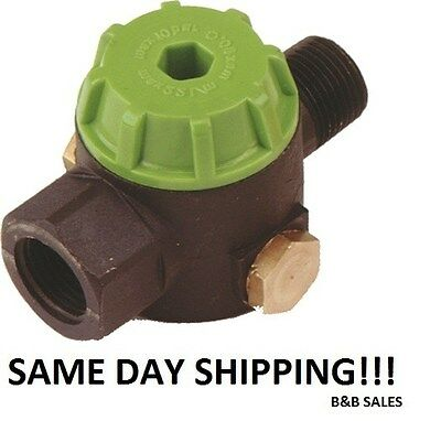Green Cap Inline Water Filter  - FREE SAME DAY SHIPPING