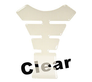 Keiti Universal Motorcycle Fuel Tank Scratch Protector Pad Clear KT1200 New