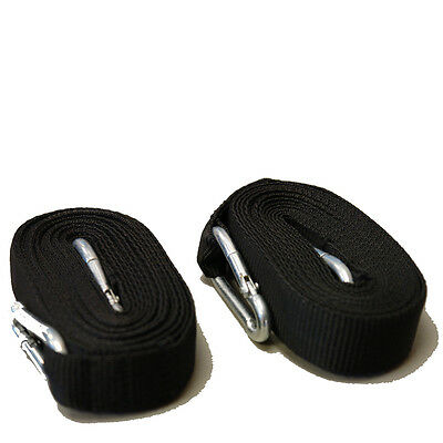 WORKOUTZ 10' DUAL PULLING STRAP REPLACEMENT CORD FOR WEIGHTED SPEED SLED HARNESS