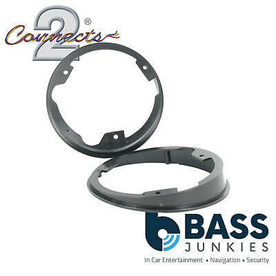 Connects2 CT25FD11 Ford S-Max 06 ON Car Speaker Adaptor Fitting Front/Rear 165MM