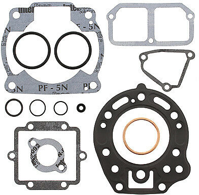 Winderosa Dirtbike Top End Gasket Set Kawasaki KDX200 1989-94 810440 Gasket Kit