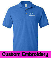 Custom Embroidery Service Start as low as $7.00 email us for a quote