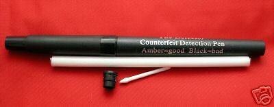 Make Your Own 50 COUNTERFEIT DETECTION PENS  Save BIG