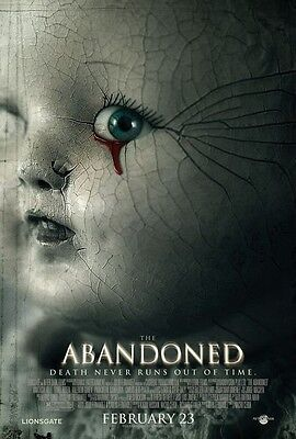 THE ABANDONED - 27x40 D/S Original Movie Poster One Sheet 2006