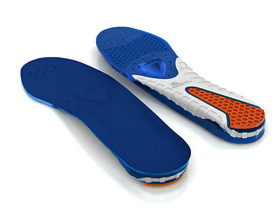 Spenco Gel Comfort Insoles Inserts Anti-Slip One Pair  All Sizes!!!