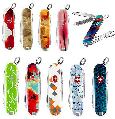 Veritable Couteau Suisse Victorinox Fashion 6 Edition Limitee 7 Outils Neuf