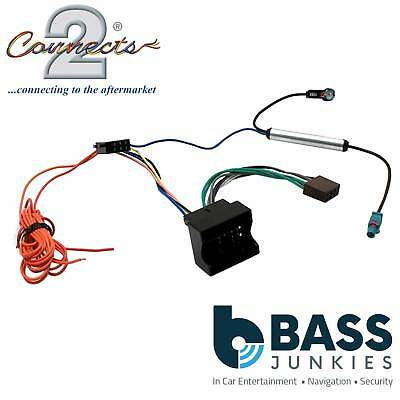 Connects2 CT20CT04 Citroen C3 04  Car Stereo Radio ISO Harness Adaptor Wiring
