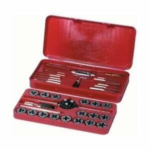Mountain 40pc Professional SAE Tap and Die Set #55971