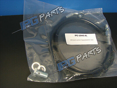 IPG Black SS Clutch Line K Swap For Honda Civic Acura Integra EG DC EK K20 K24