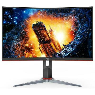 "AOC C27G1 27"" 144Hz Curved Gaming Monitor LED LCD 1MS FHD 1080P Freesync HDMI DP"