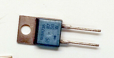 MBR735 - Schottky Barrier Diode 7.5A 35V - (LOT OF 10) - TO-220AC / Motorola