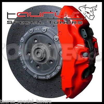 Kit Vernice FOLIATEC Alte temperature Pinze Freno Rosso Brembo bicomponente